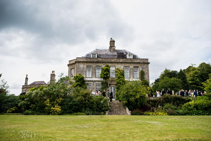 Wedding Hamswell House