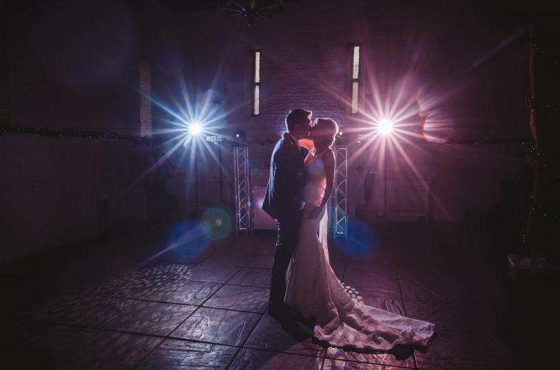 SM Discos Ufton Court wedding- Barn wedding DJ in Reading