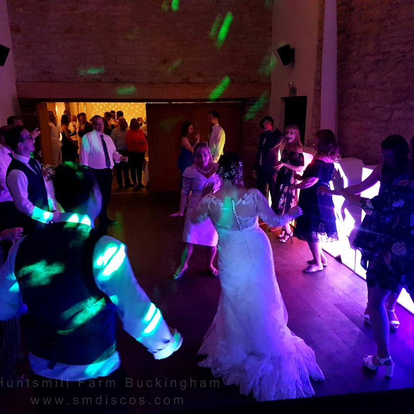 Dance Off at hunstmill farm