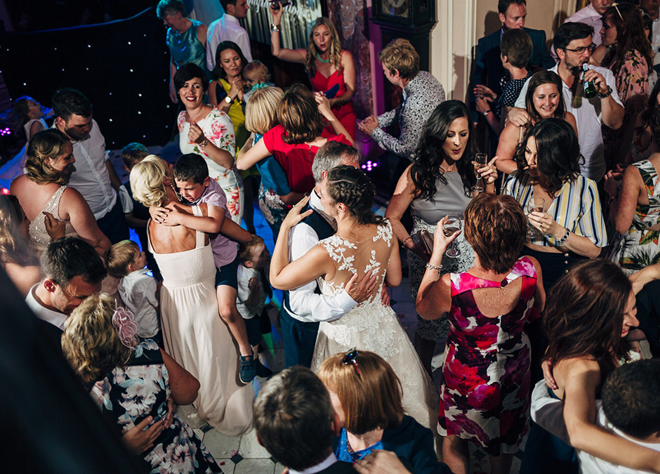 Hurley House Hotel Wedding DJ