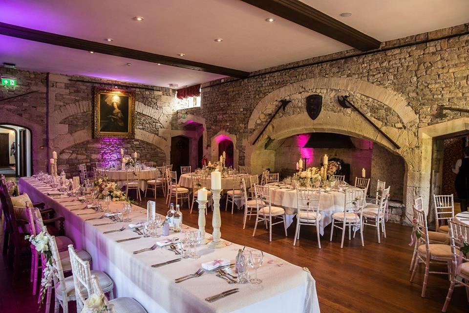 weddings at Thornbury Castle in Gloucest