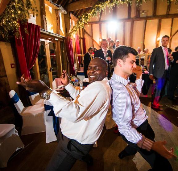 The Crown Inn Pishill Henley On Thames Wedding DJ