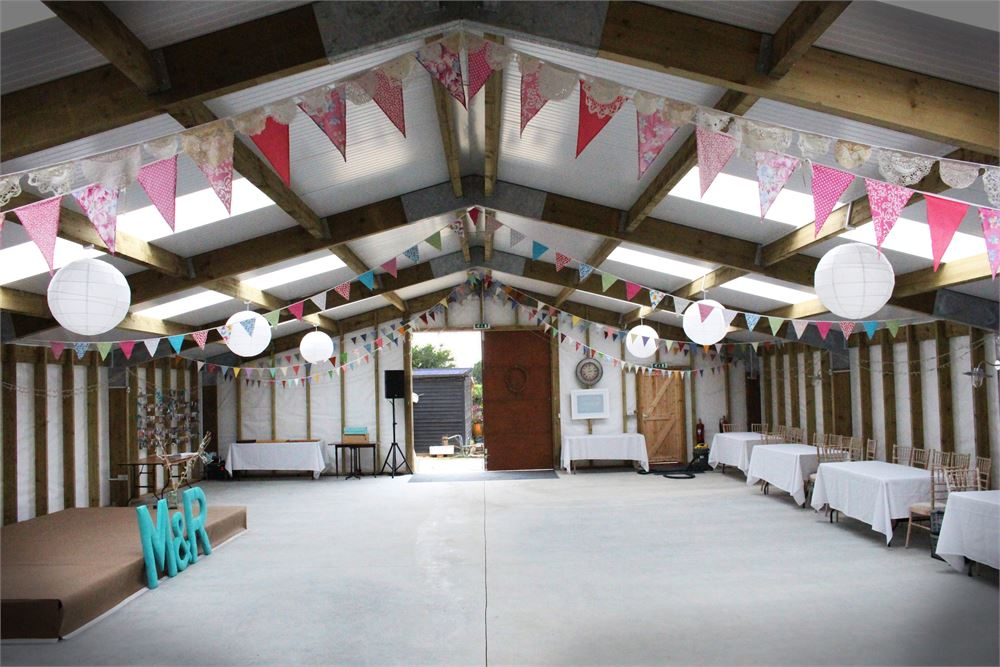 Acorn Barn weddings