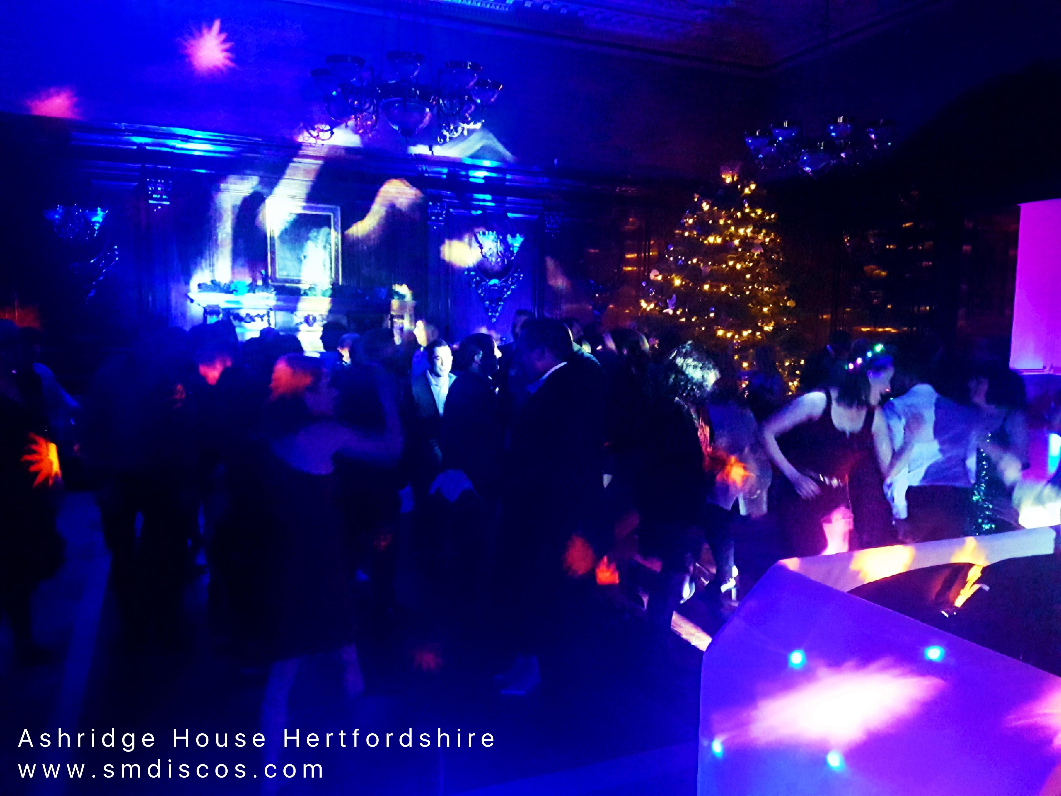 christmas dj in hertfordshire