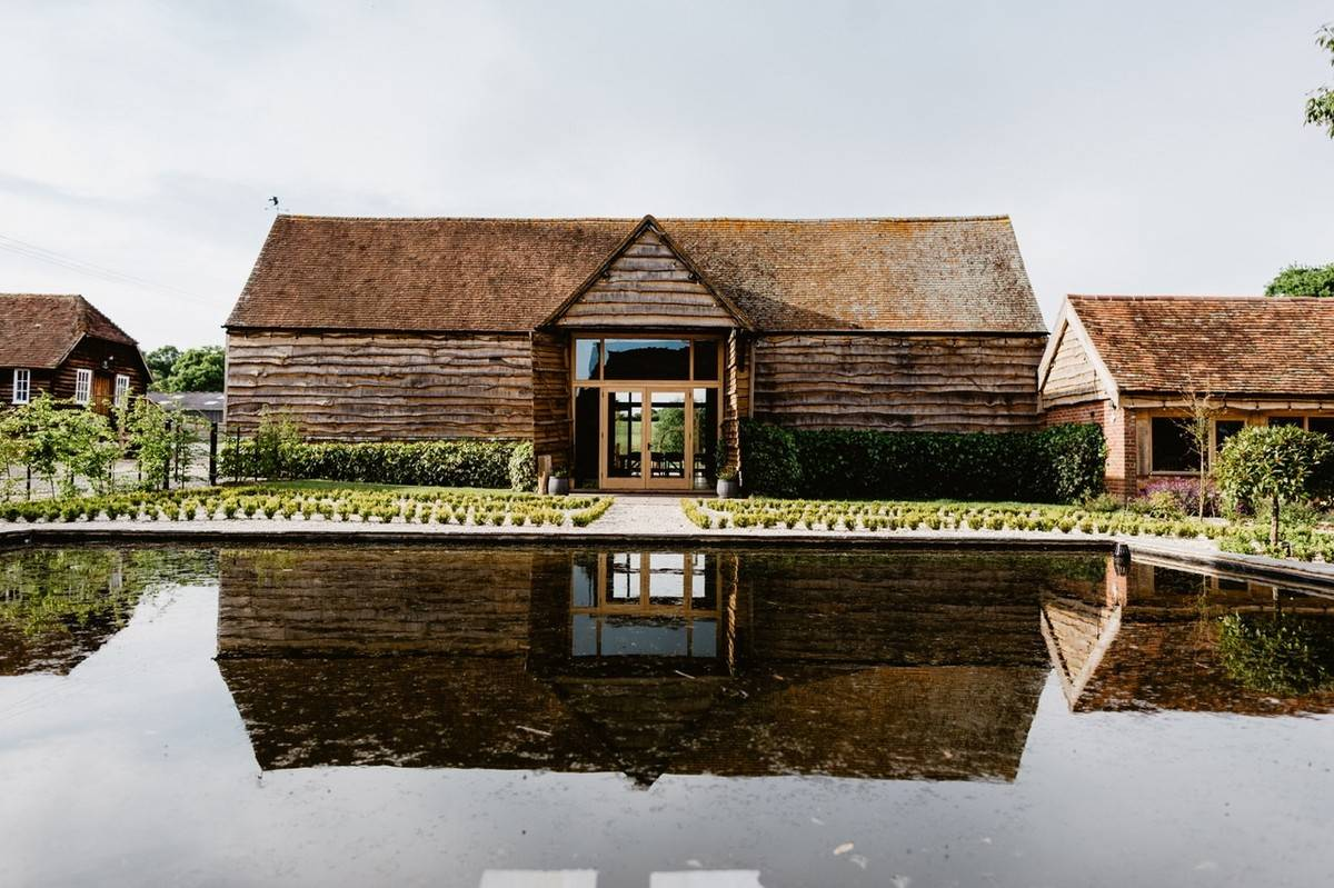 Silchester Farm wedding venue