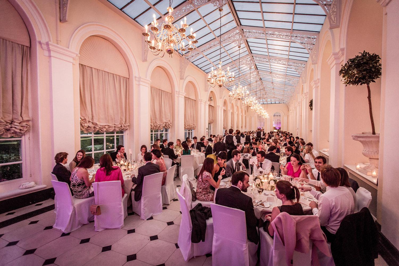 Wedding dj Blenheim Palace