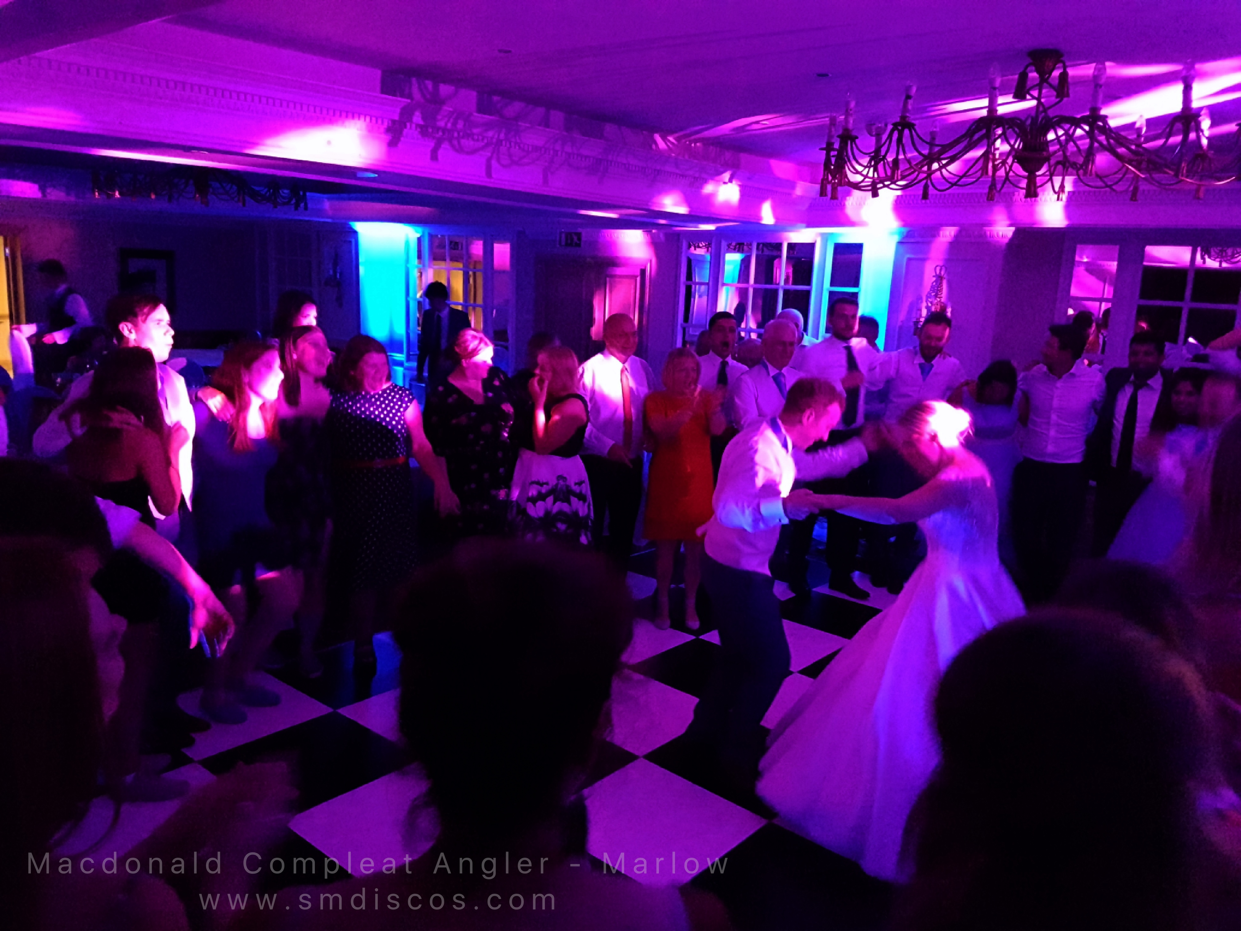 Macdonald Compleat Angler Marlow Wedding