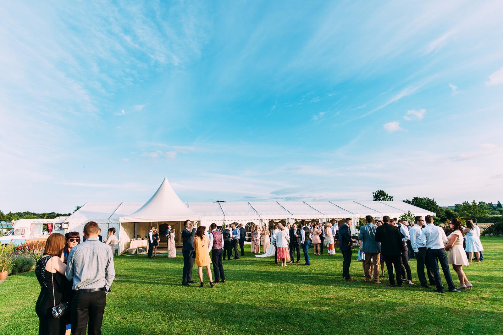 Flaxbourne Gardens weddings