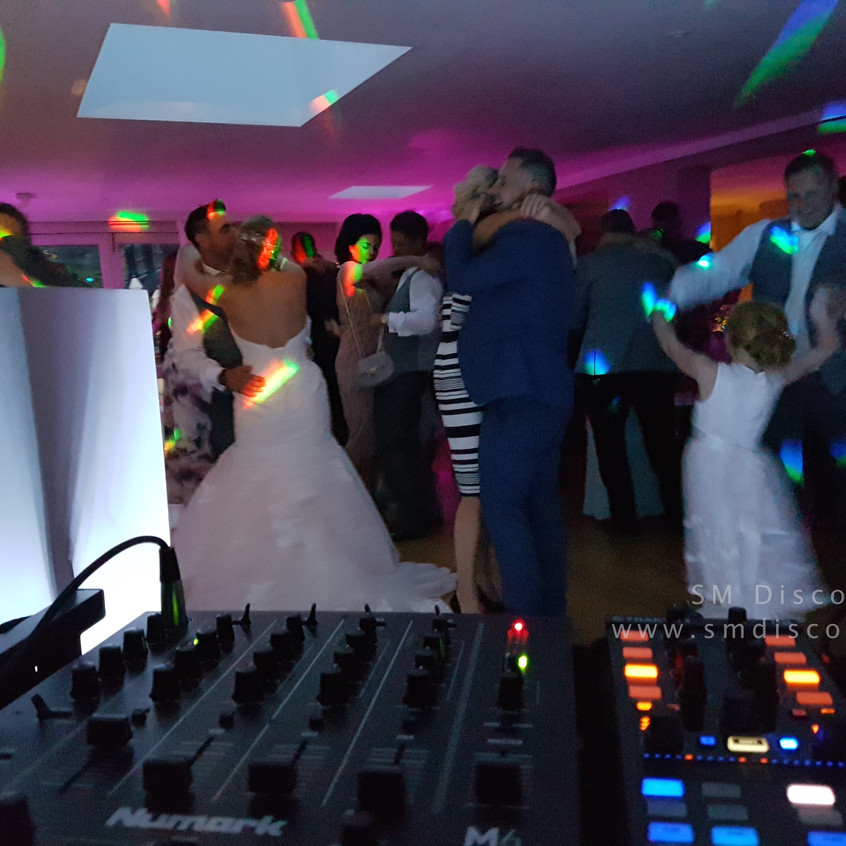Westwood Hotel Oxford Wedding Disco