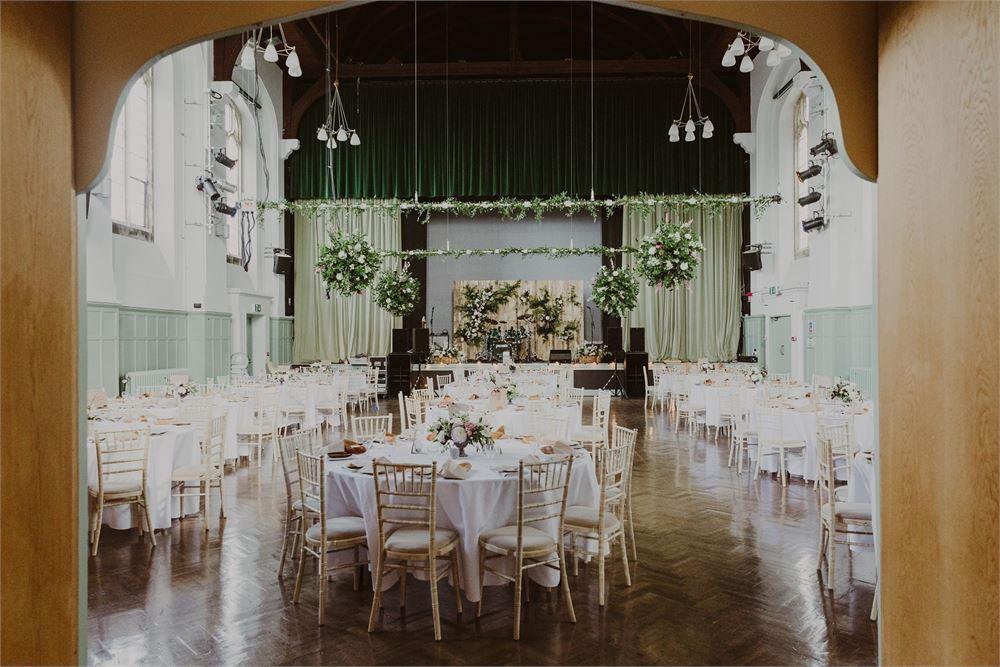 Brighton College wedding supplier