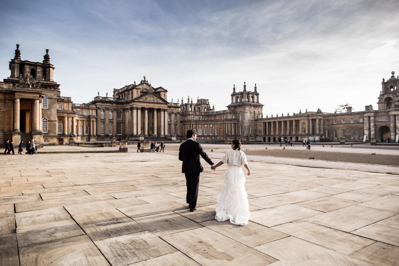 Oxford Wedding DJ Blenheim Palace