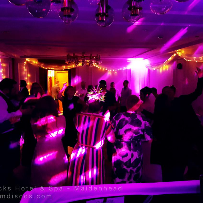 Maidenhead wedding dj discos