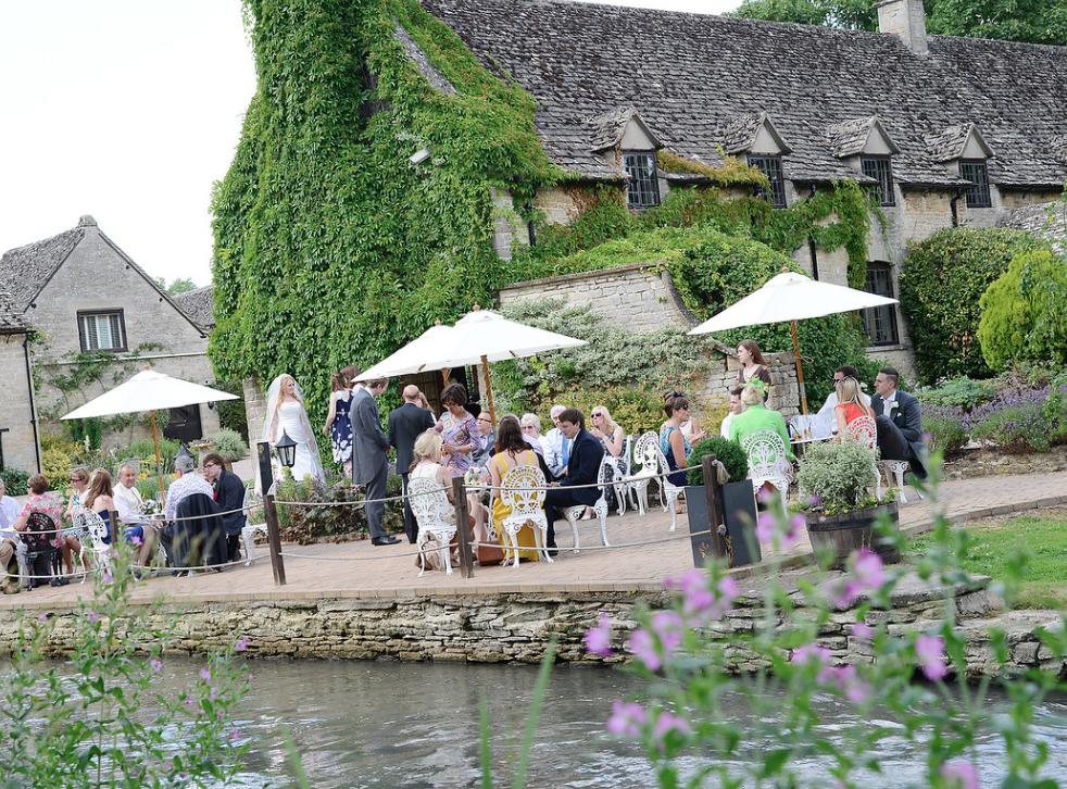 old swan and minster mill weddings