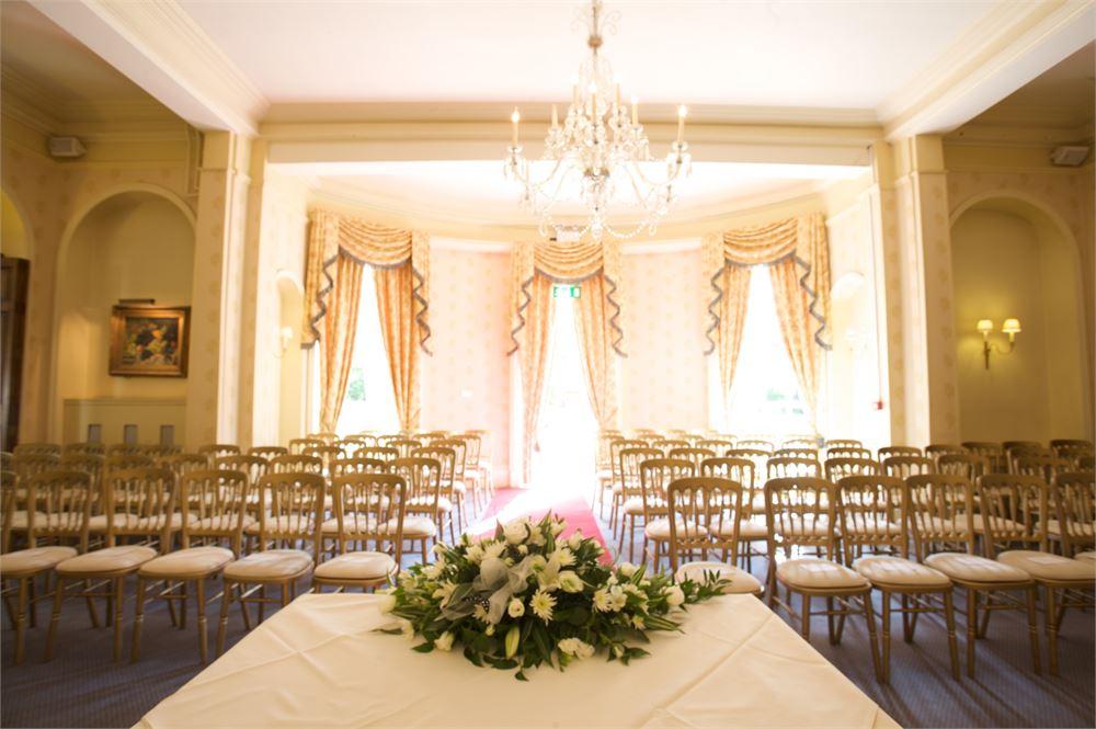wedding dj for Woodland Manor Hotel