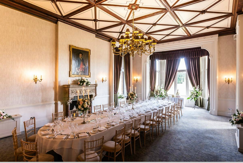 Wedding DJ Warwickshire Walton Hall Hote