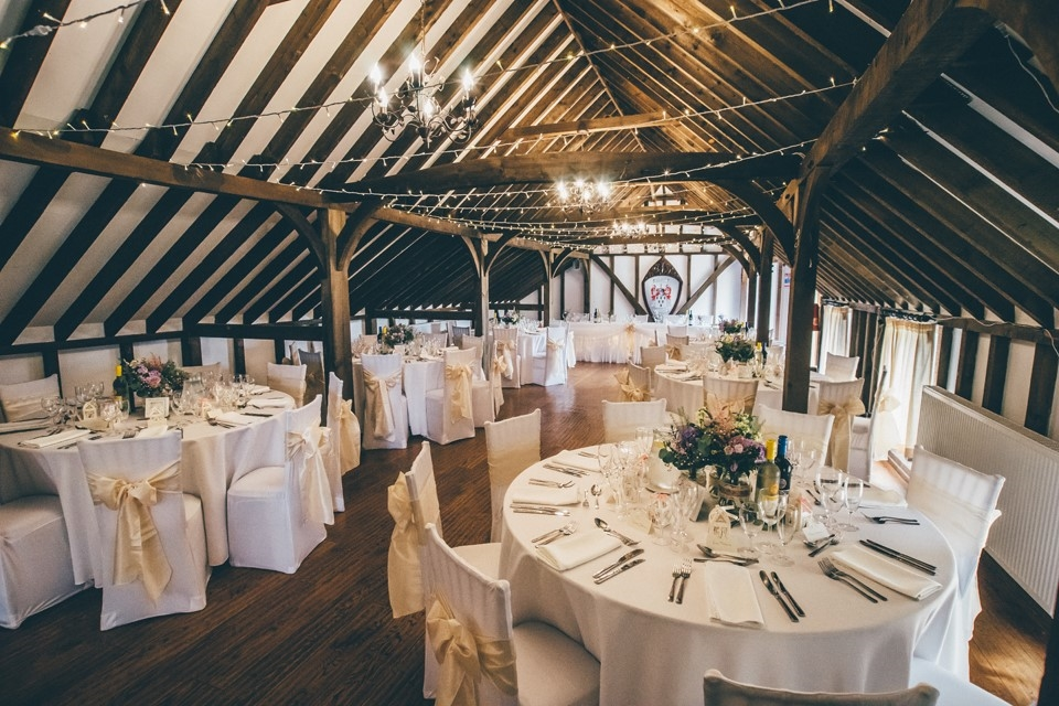 Wedding dj for Blackstock Country Estate