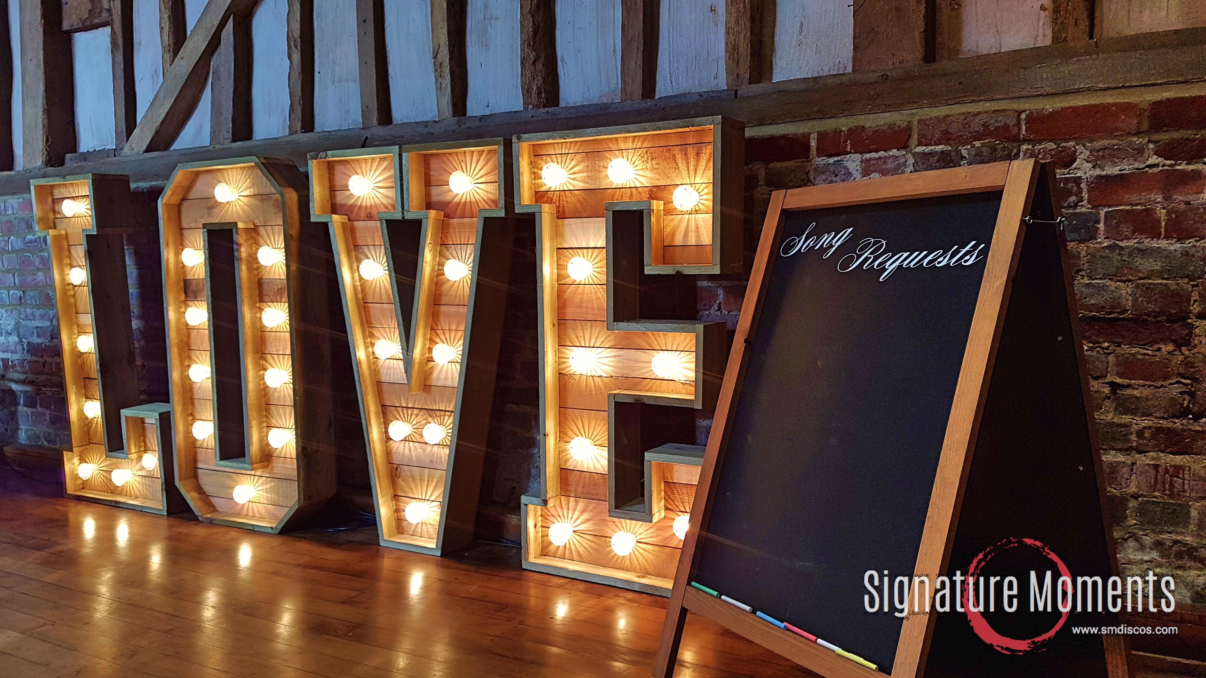 Love letters at Lillibrooke Manor