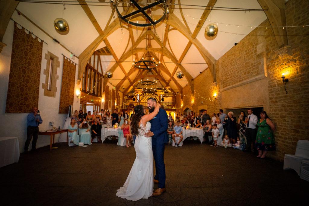 Wedding DJ Haselbury Mill