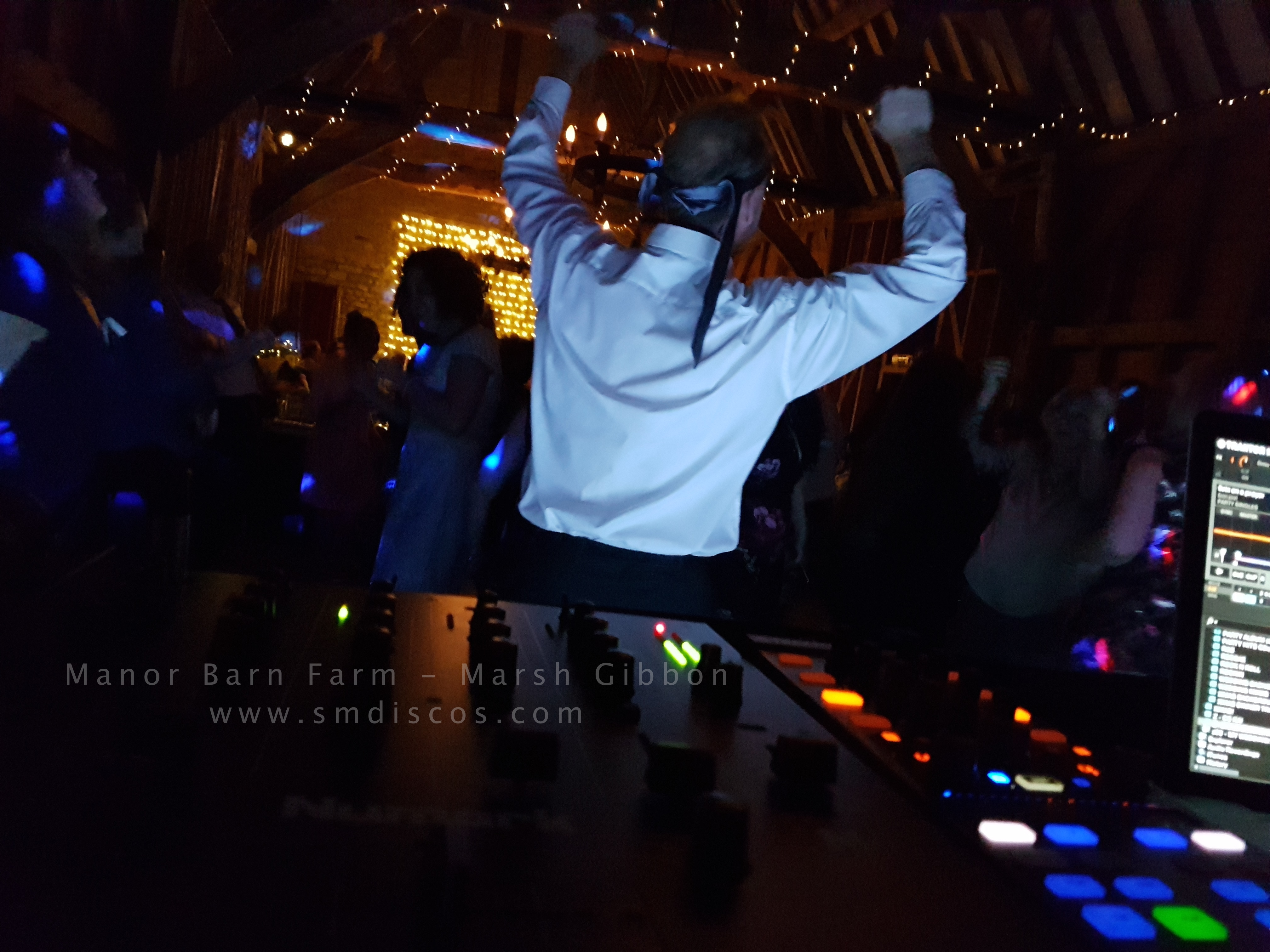 Wendover Wedding DJ - SM Discos