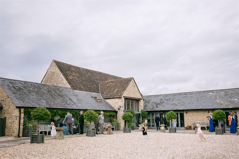 Winkworth Farm Wedding Venue
