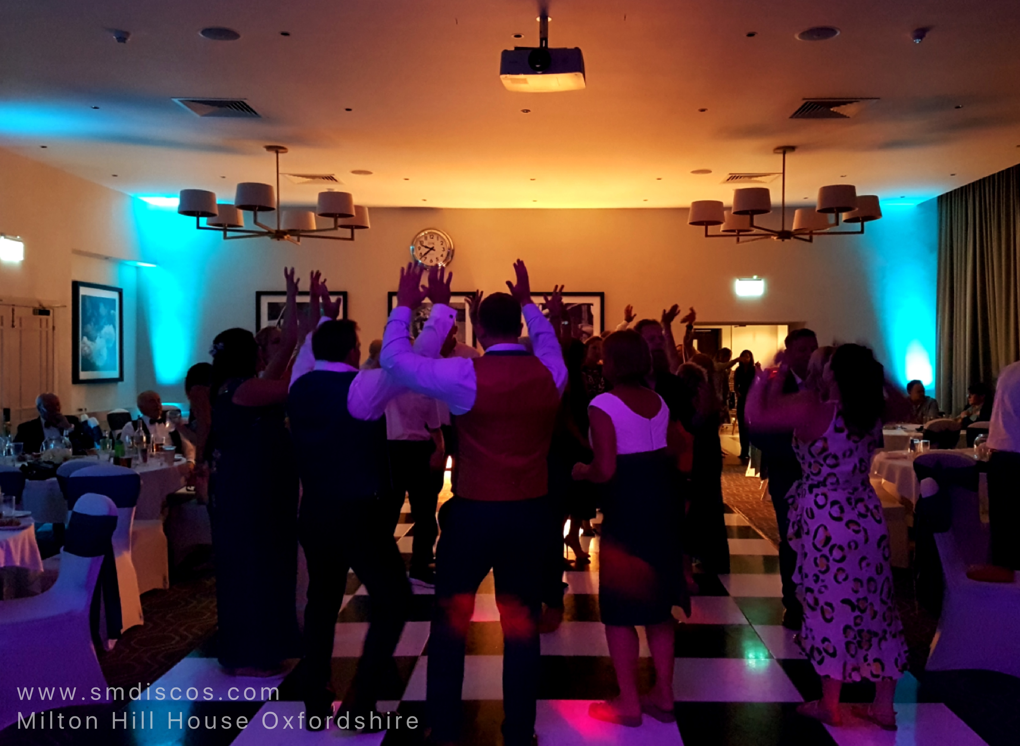 Wedding Disco Milton Hill House