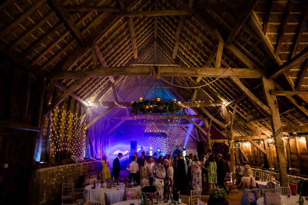 Bowerchalke Barn Wedding DJ