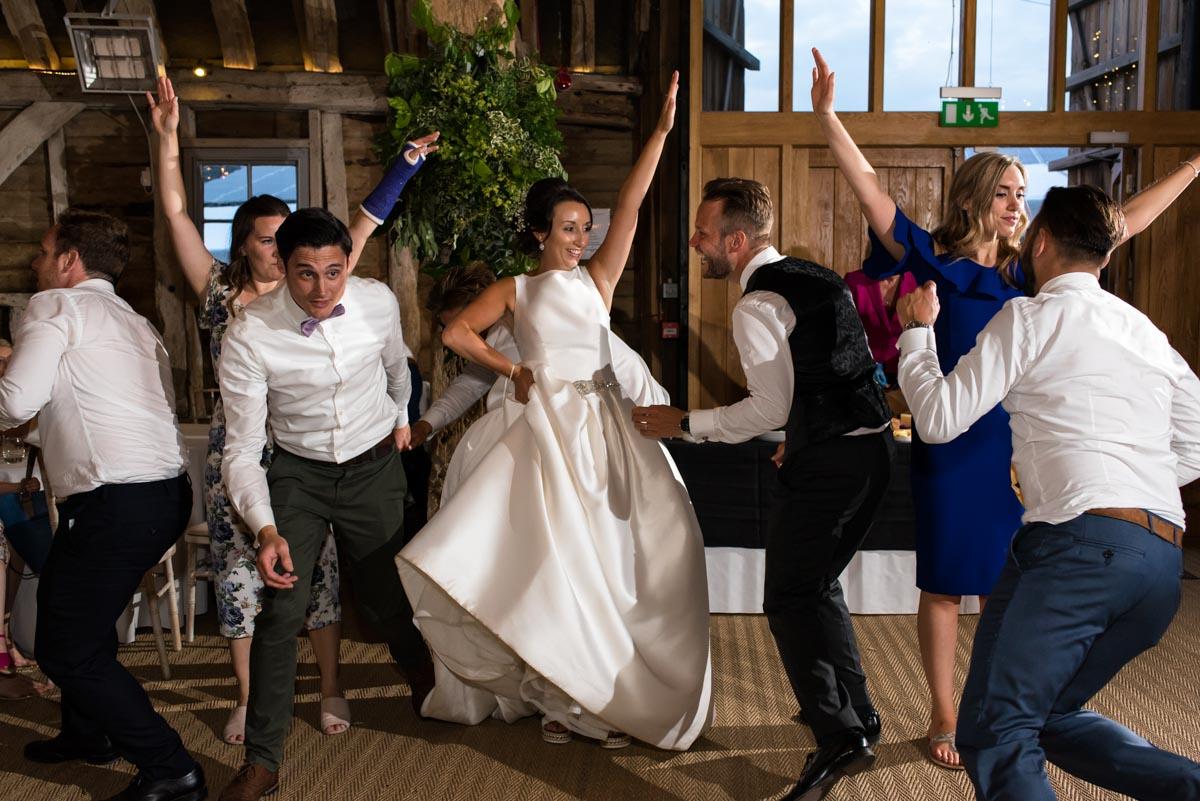 Odo's Barn Wedding Disco