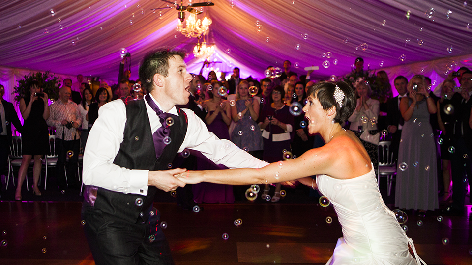 Buxted Park Hotel wedding DJ
