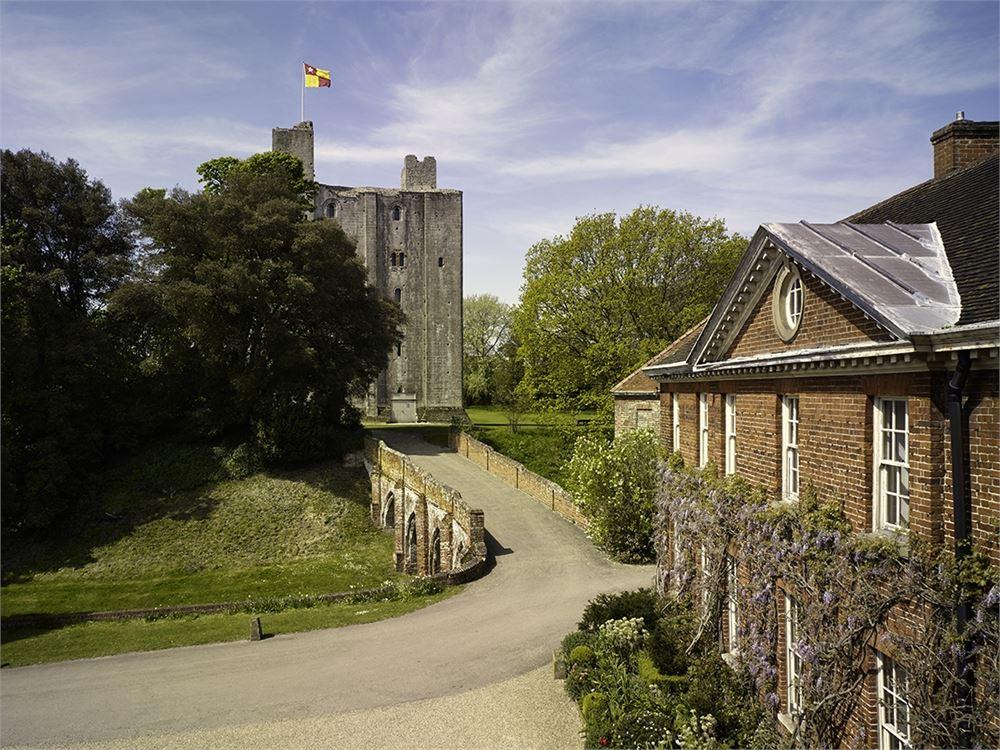Hedingham Castle Essex