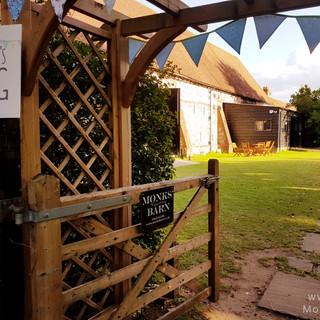 DJ Hire Monks barn in Hurley.jpg
