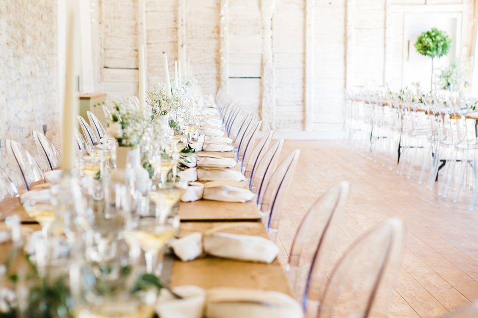 Mapperton House Wedding