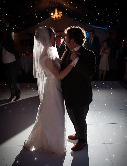 Leanne & Michael Trunkwell House Wedding SM Discos