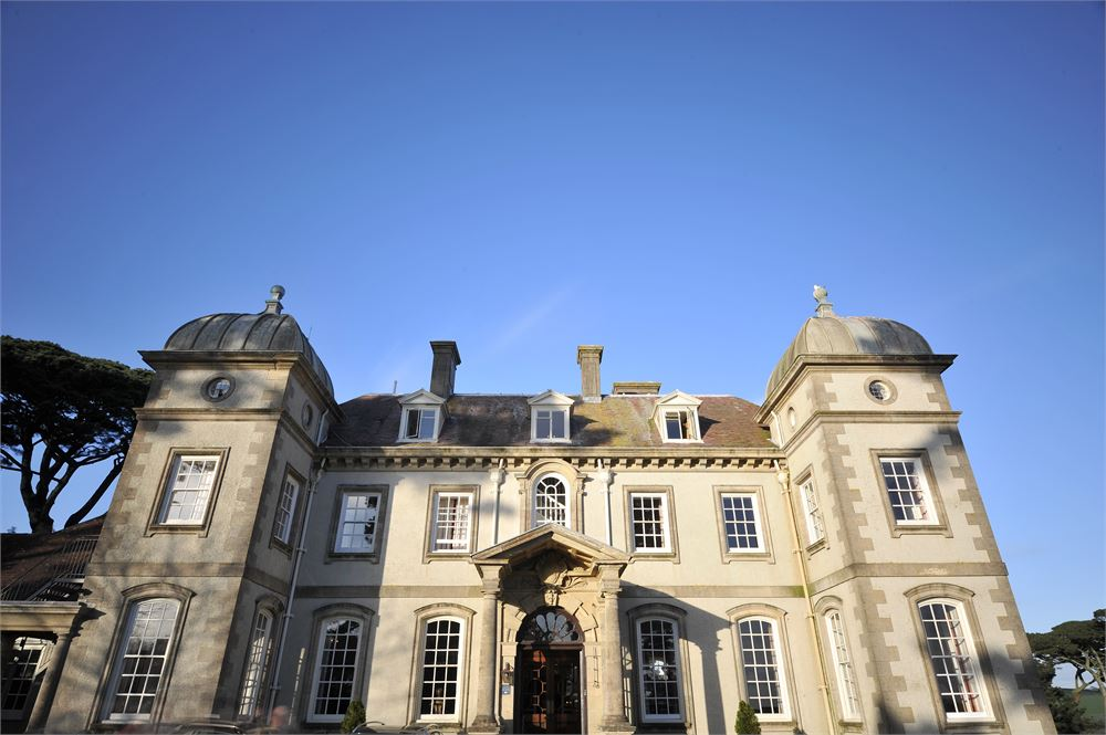 Fowey Hall wedding venue