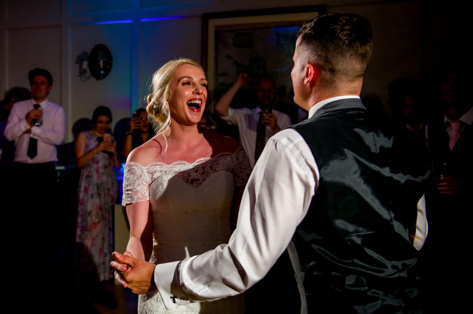 Hampden House wedding DJ
