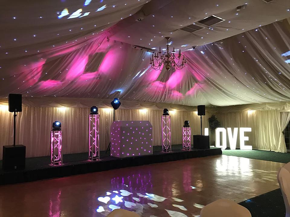 Oxford wedding discos