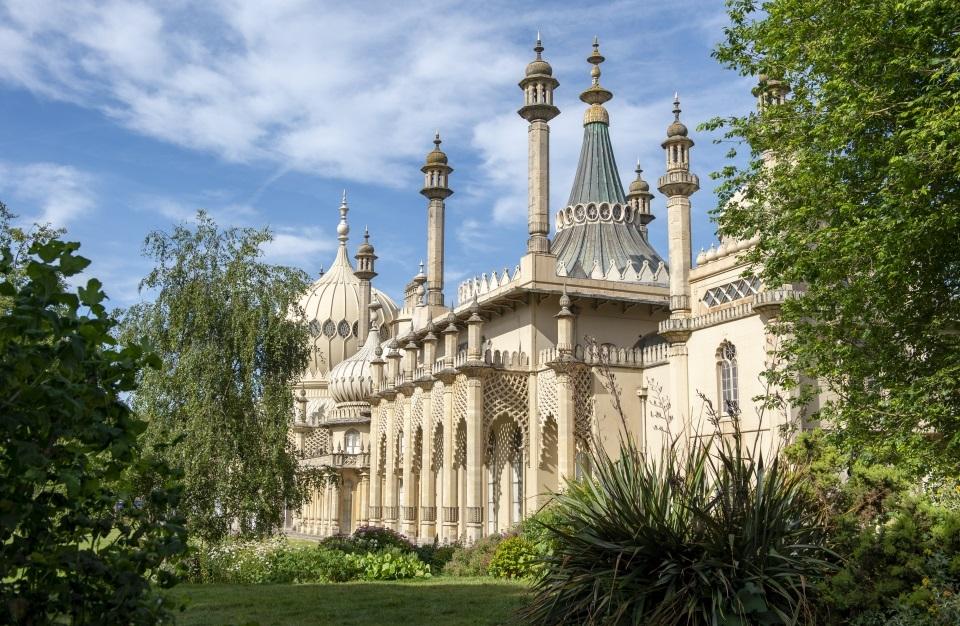 Brighton DJ for The Royal Pavilion