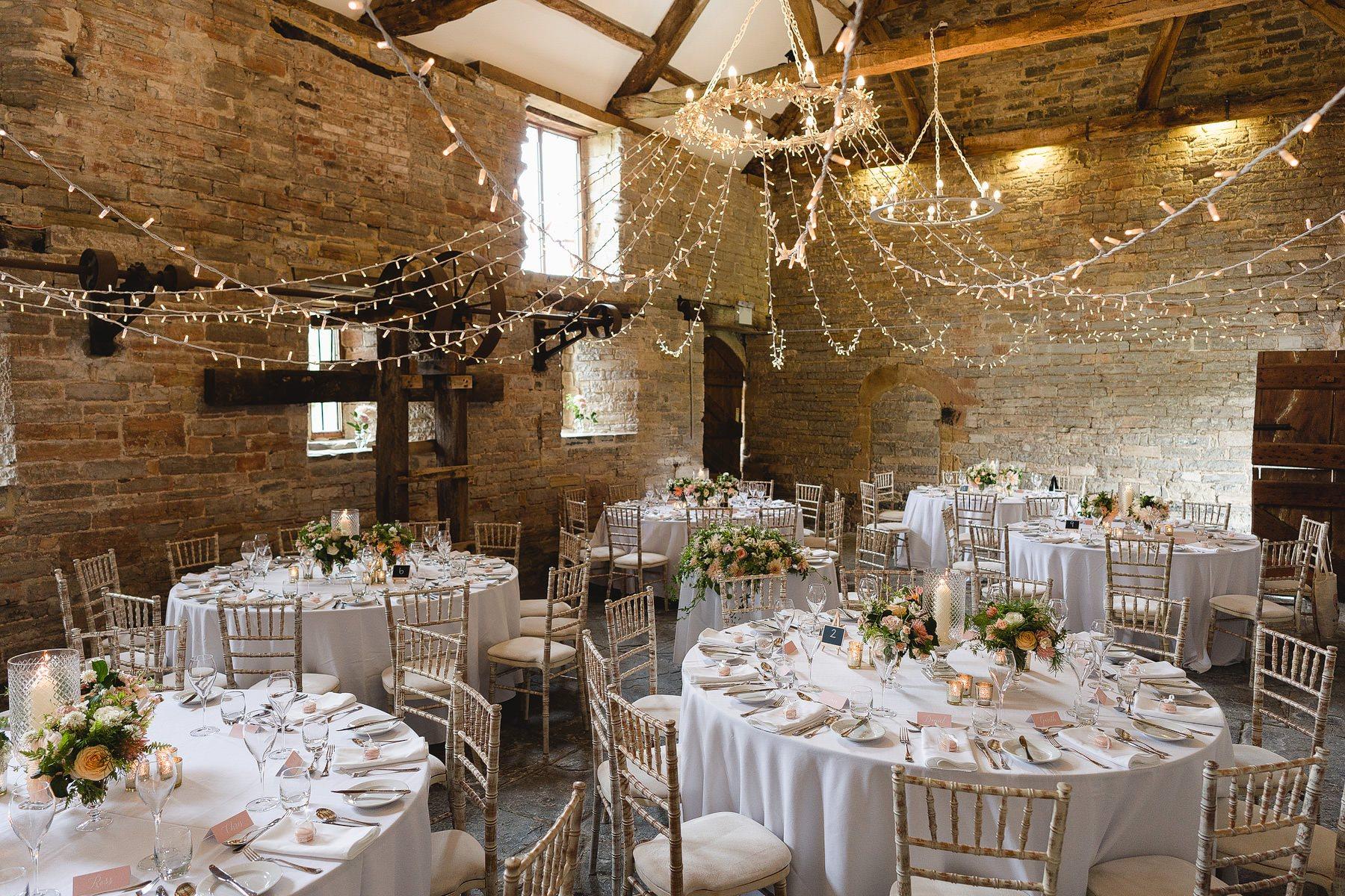 Wedding DJ Almonry Barn