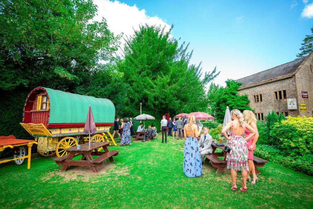 Haselbury Mill Wedding DJ
