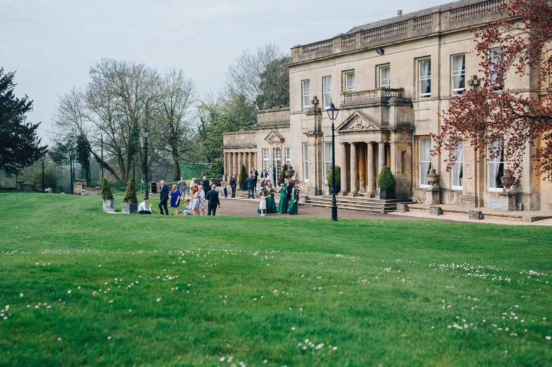 Tracy Park Bath Bristol Wedding