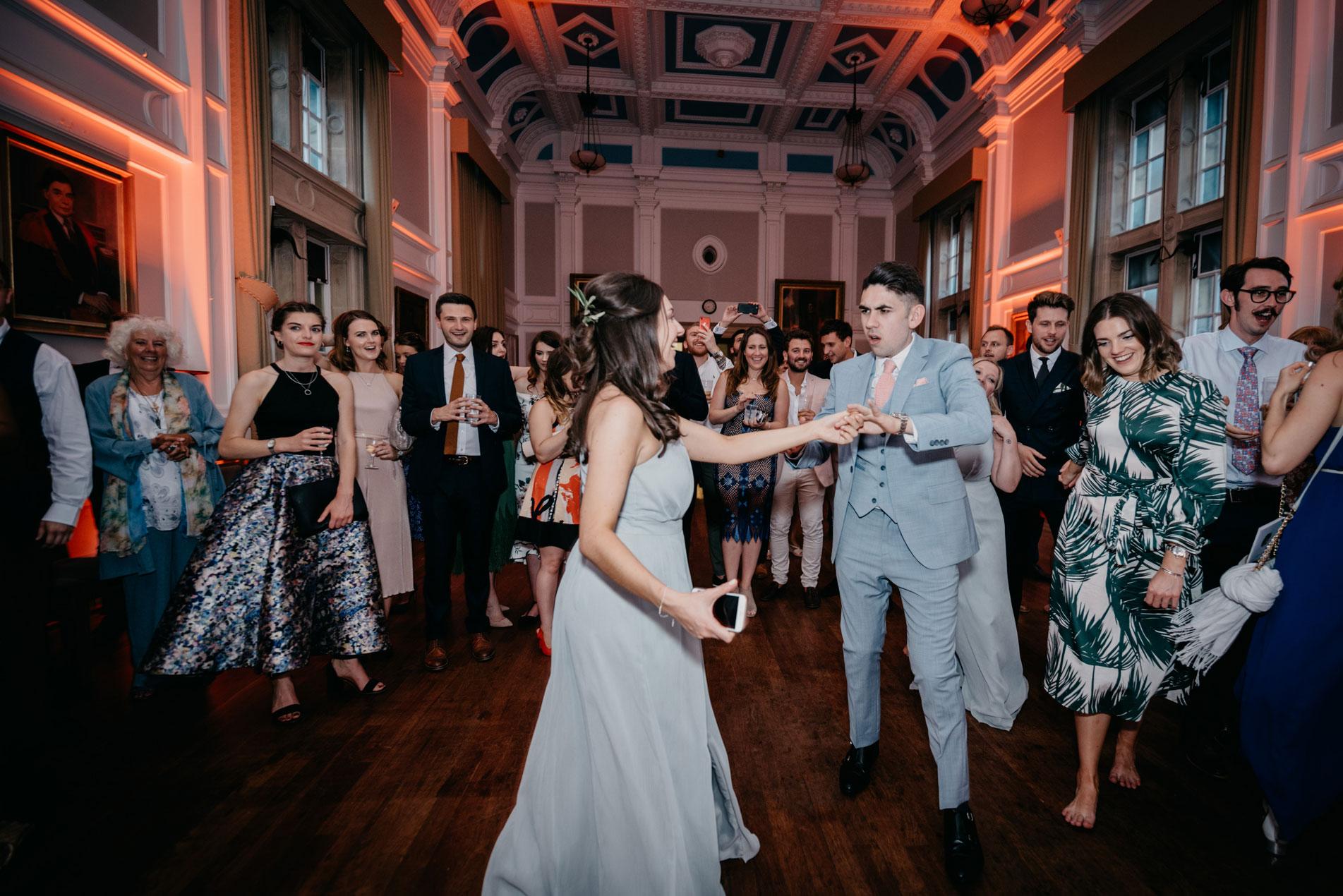Royal Holloway Wedding Disco