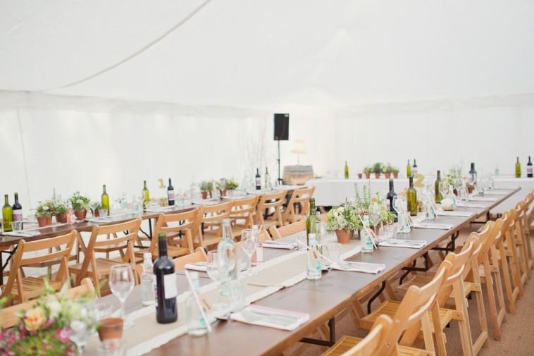 wedding at the perch inn oxford