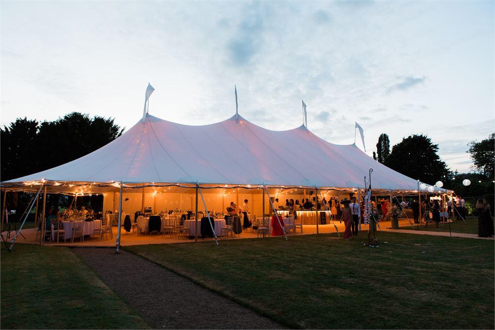 Wedding DJ Newington House