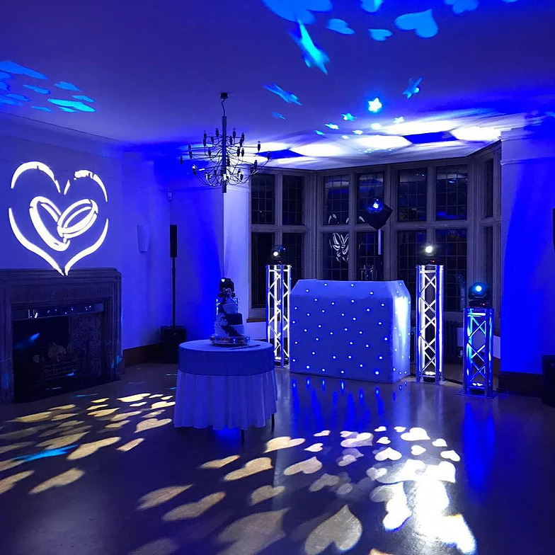 Donnington Grove wedding dj