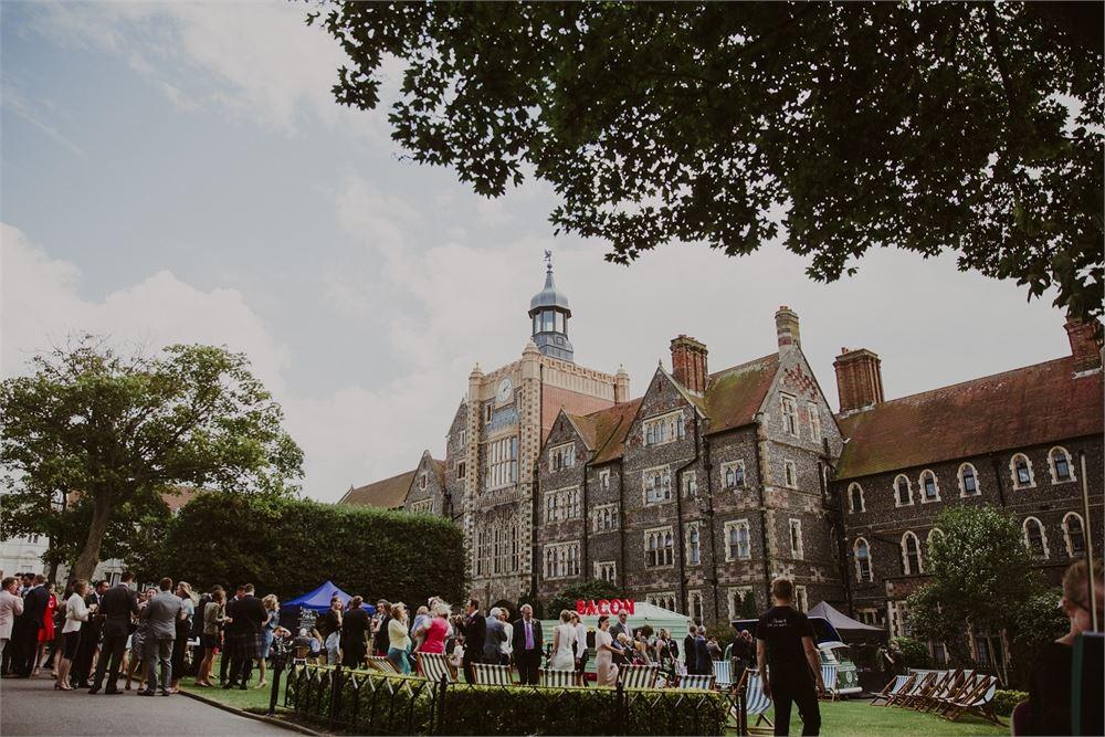Brighton College Weddings