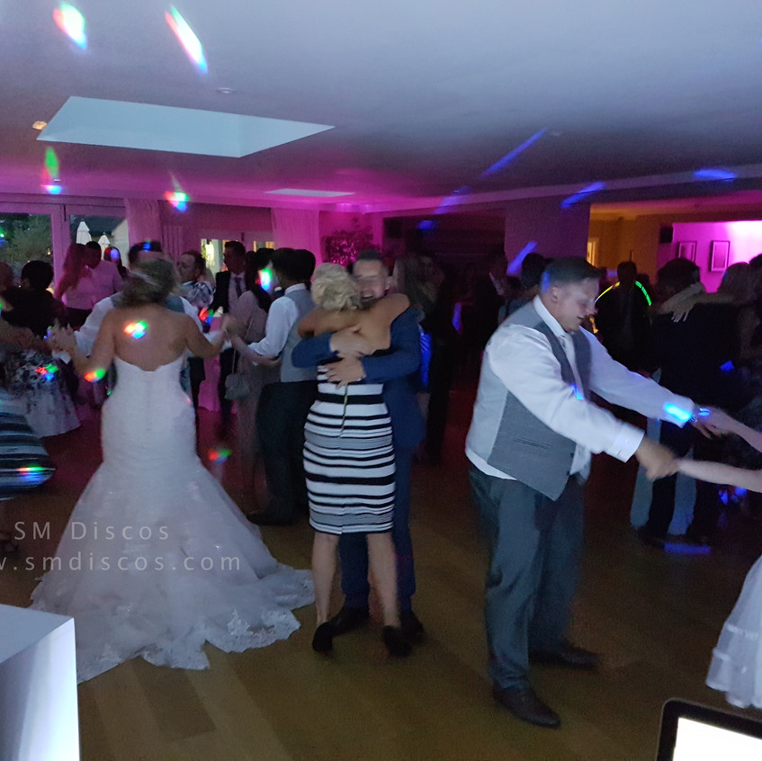 Westwood Hotel Oxford Wedding DJ