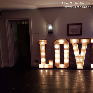 Light up love letters The Olde Bell.jpg