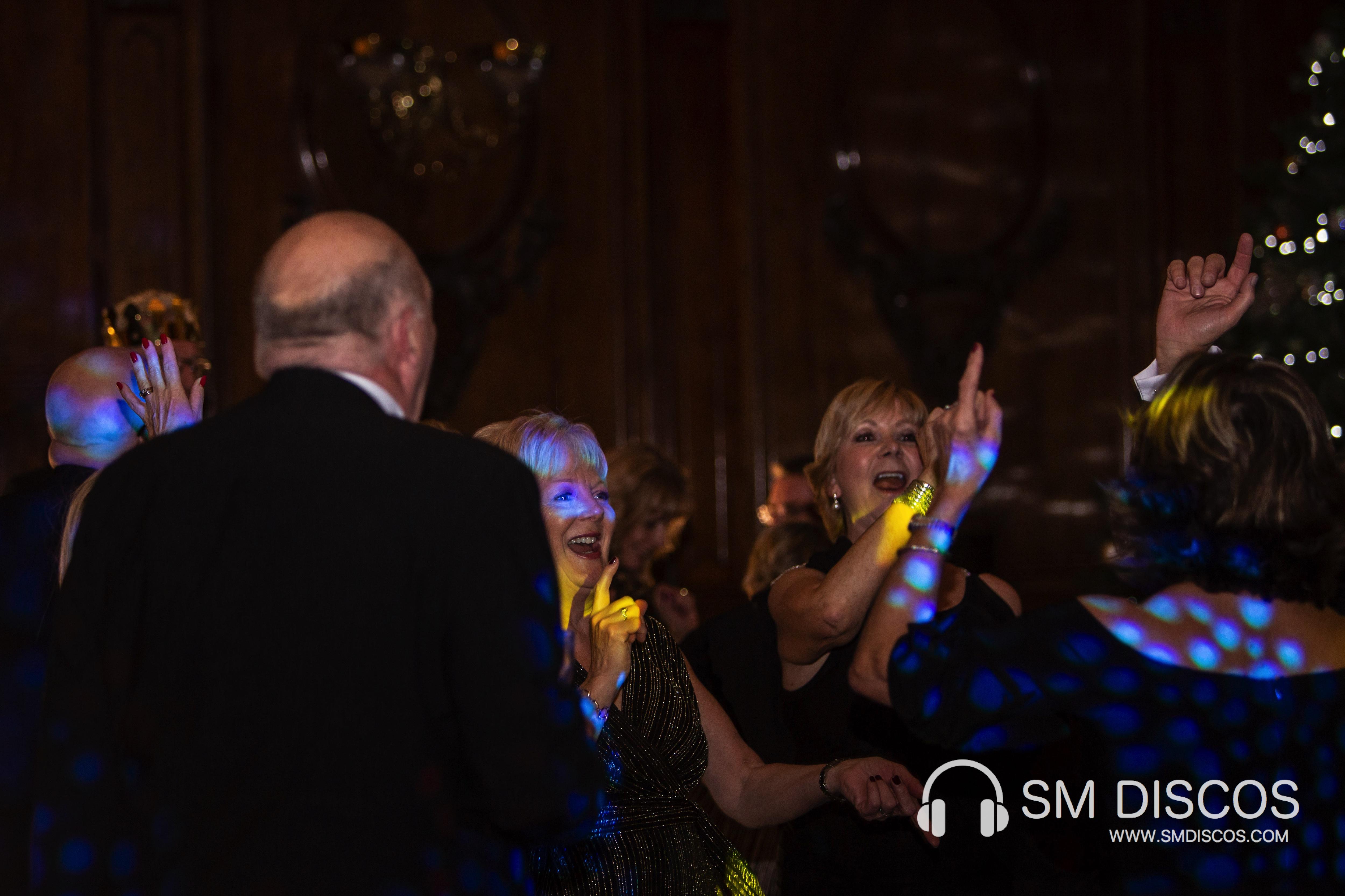 Ashridge House with SM Discos