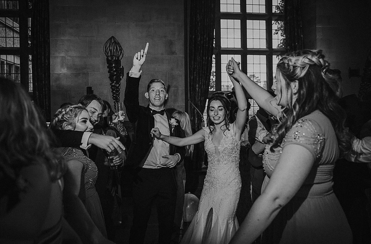 Fanhams Hall Wedding DJ