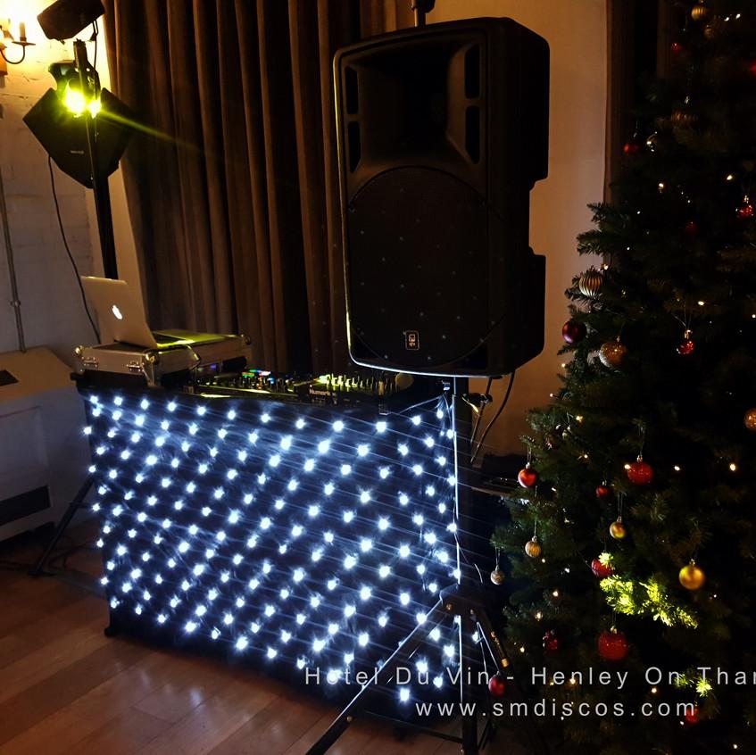 henley christmas event dj