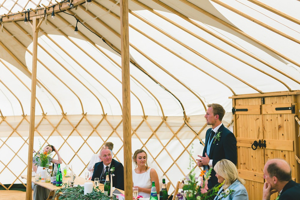 Oxford Yurt Wedding DJ